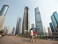 שנחאי, מגדלים, סין / צלם רויטרס
