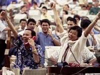 שוקי אסיה המסחר באסיה אסיה סין יפן צלם: רויטרס