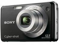מצלמה דיגיטלית סוני DSC-W210 / צלם יחצ