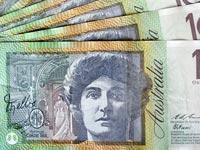 דולר אוסטרלי / צלם בלומברג