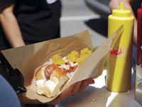 אוכל מהיר, מזון / צלם רויטרס