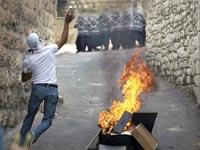 המהומות בהר הבית / צלם רויטרס