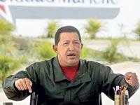 הוגו צ'אבס, נשיא ונצואלה / צלם בלומברג