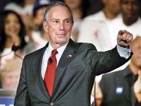 מייקל בלומברג, ראש עיריית ניו יורק / צלם רויטרס