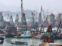 נמל בהונג קונג / צלם בלומברג