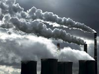 תחנת כוח פחמית, צ'כיה, זיהום אוויר, איכות סביבה, התחממות גלובלית / צלם רויטרס