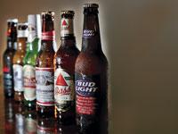 בירה באדוויזר, משקאות, אלכוהול / צלם בלומברג