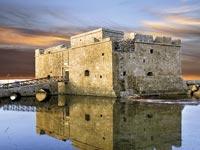 המצודה בפאפוס / צלם: יחצ