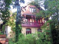 האחוזה של פון שטאופנברג בוונזה / צלם יחצ