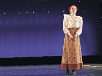 אילנית גרשון, כנר על הגג, 'הקאמרי' / צלם יחצ
