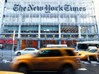 ניו יורק טיימס ארצות הברית / צלם: רויטרס