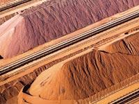 מכרה מתכות, ריו טינטו, אוסטרליה / צלם בלומברג