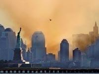 11 בספטמבר, הפיגוע בבנייני התאומים / צלם רויטרס