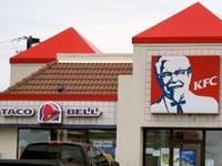 סניפי קנטאקי פרייד צ'יקן (KFC) וטאקו בל בטורונטו, קנדה / צילום: רויטרס