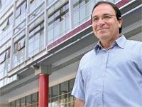 דב צור ראש עיריית ראשלצ / צלם: תמר מצפי
