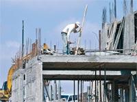 אתרר בנייה בגבעת זאב נדלן / צלם: אריאל ירוזלימסקי