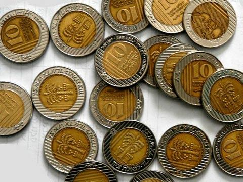 כסף שקלים / צלם: תמר מצפי