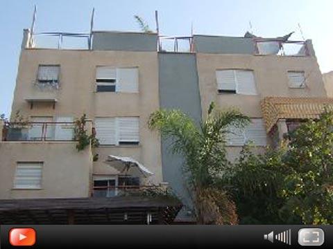 בניין אבן יהודה / צילום: מהוידאו