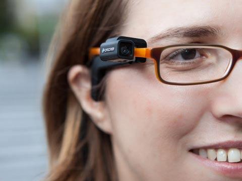 "Orcam – משקפיים חכמות ללקויי ראייה / צילום: יח""צ"