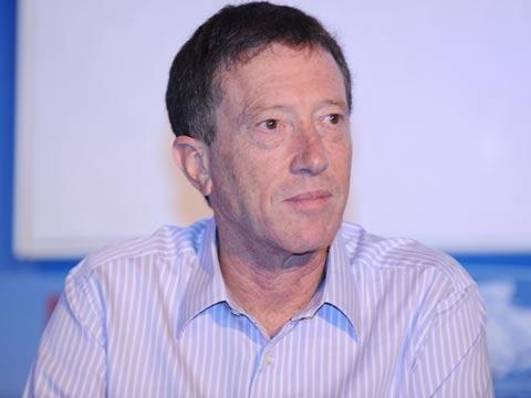 פרופ' אבי שמחון, היועץ הכלכלי של שר האוצר לשעבר / צילום: תמר מצפי