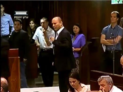 נפתלי בנט ,ערוץ הכנסת/ צילום: מתוך עמוד הפייסבוק