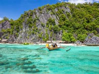 האי היפה בעולם, פלאוואן פיליפינים / צילום: שאטרסטוק