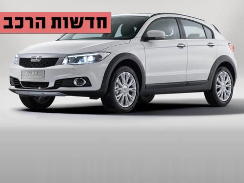 """חדשות הרכב קורוס 3 / צילום: יח""""צ"""