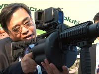 """כנס בטחון המולדת, נשק, תע""""ש / צילום: וידאו"""