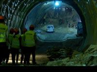 תוואי הרכבת לירושלים / צילום: וידאו