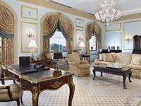 """הדירה היקרה ביותר להשכרה בניו יורק, מלון וולדורף אוסטוריה / צילום: יח""""צ"""