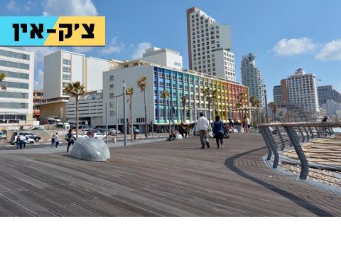 צ'ק אין, חופש, תל אביב,מלונות/צילום: שאטרסטוק
