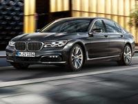 """ב.מ.וו סדרה 7 BMW / צילום: יח""""צ"""