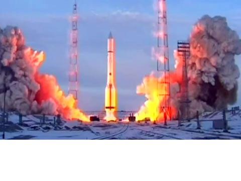 לוויין עמוס 5, חלל, / צילום: וואלה News