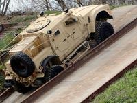 """רכב שטח צבאי אושקוש / צילום: יח""""צ"""
