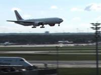 סרטון ויראלי נחיתת מטוס / צילום: מהוידאו