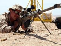 """כדורי רובה מונחים, צלף, DARPA, צבא ארה""""ב / צילום: וידאו"""