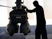 פצצת ברד חד חייל האויר / צילום: הגר עמיבר, אתר חיל האוויר