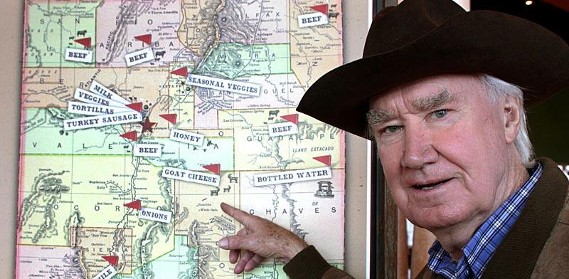 מיליונר שהחביא אוצר של 2 מיליון דולר בהרי הרוקי, פורסט פן / צילום: וידאו