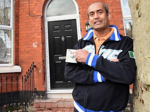 דיור ציבורי בבריטניה, נהג מונית, קנה בית ב-1 לירה שטרלינג, ליברפול / צילום: וידאו
