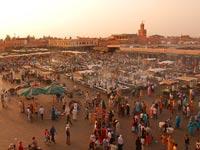 """מרקש מרוקו / צילום: יח""""צ"""