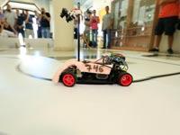 מרוץ מוכוניות אוטונומיות / צילום: יחצ