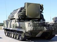 """צבא רוסיה, סוריה, טילי נ""""מ מדגם  SA-15 ו SA-22/ צילום וידאו"""