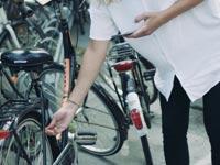 """שירות קאר פולינג לאופניים קיקסטארטר airdonkey / צילום: יח""""צ"""