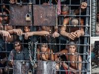 בית הכלא המסוכן ביותר בעולם, אל סלוודור / צילום: Adam Hinton