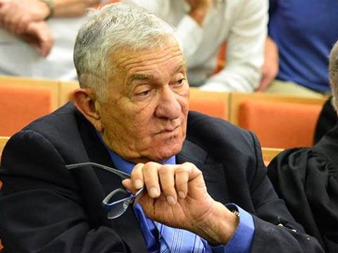 צבי בר, ראש עיריית רמת גן לשעבר / צילום : תמר מצפי
