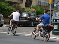 אופניים חשמליים/ צילום: תמר מצפי