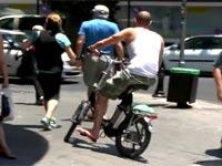 אופניים חשמליים / צילום:גלובס טיוי