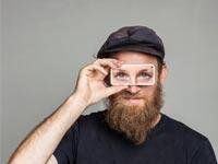 """אפליקציה לעיוורים ולקויי ראייה be my eyes / צילום: יח""""ת"""