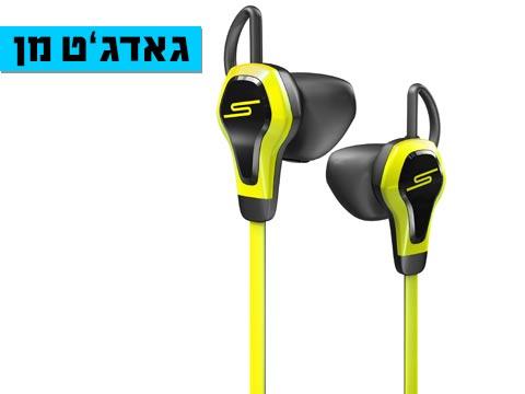גאדג'טמן, אוזניות מודדות דופק / צילום: יחצ