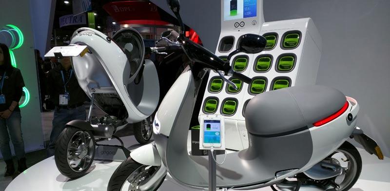 """טוסטוס חשמלי Gogoro טאיוואן, כלי תחבורה עירוניים / צילום: יח""""צ"""